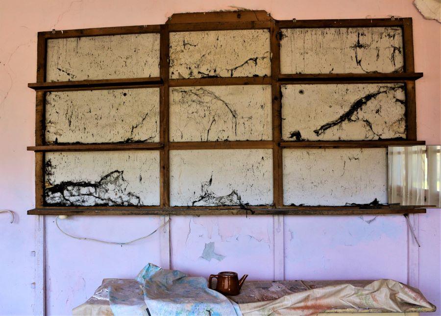 Photographie Urbex - Garage Abandonnée -Aveyron
